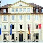 Würzburg - Rathaus mit Stadtverwaltung