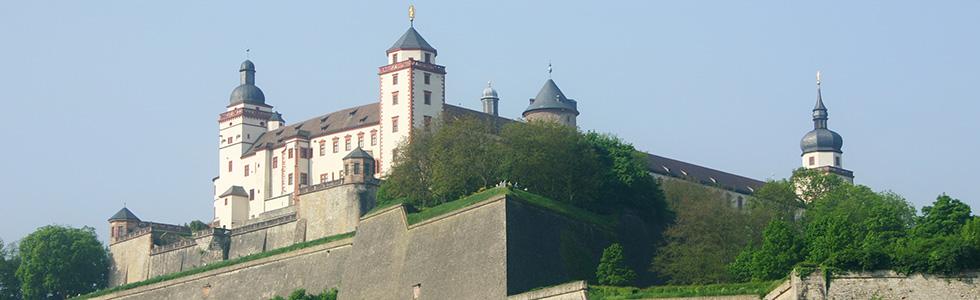 Würzburg Festung Marienberg - Pflichteil