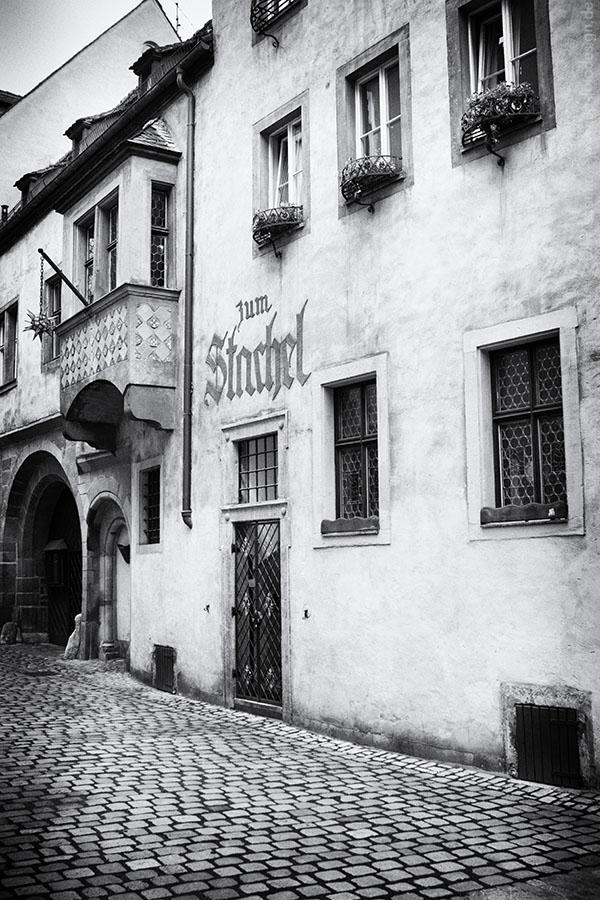 Gasthaus zum Stachel in Wuerzburg