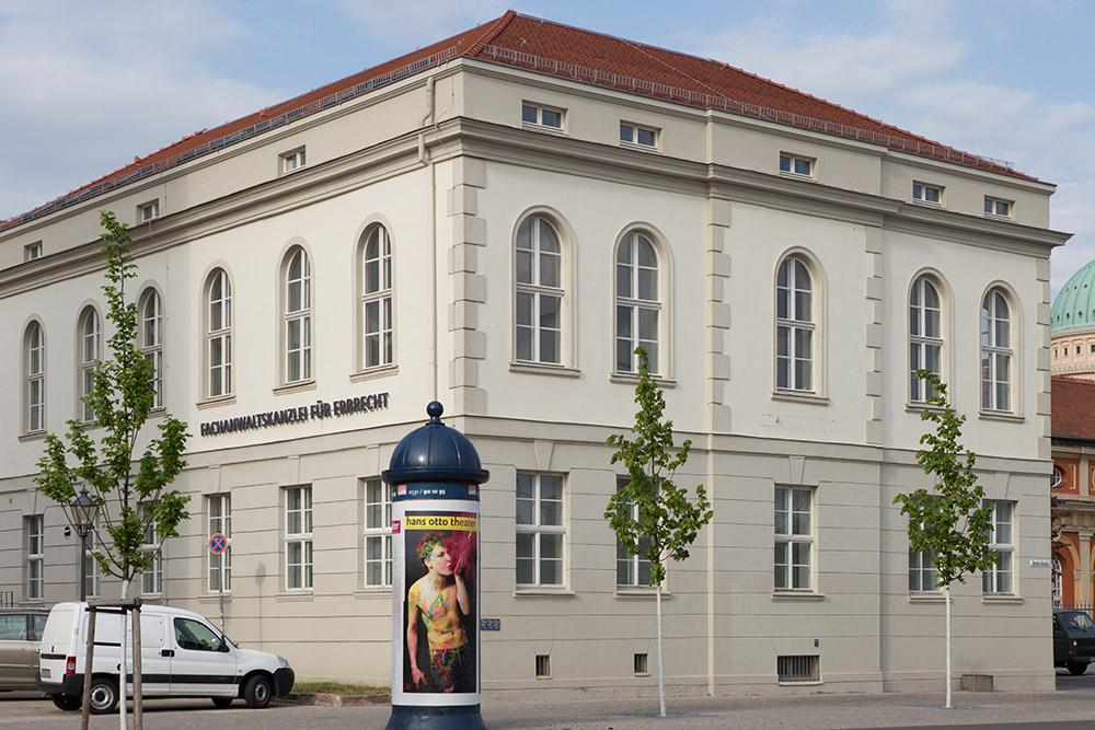 Fachanwaltskanzlei für Erbrecht - Foto: up fotodesign - Würzburg